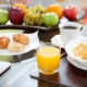 complete healthy breakfast m