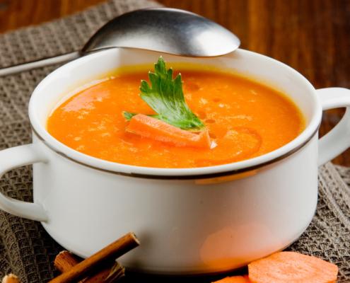soup narrow