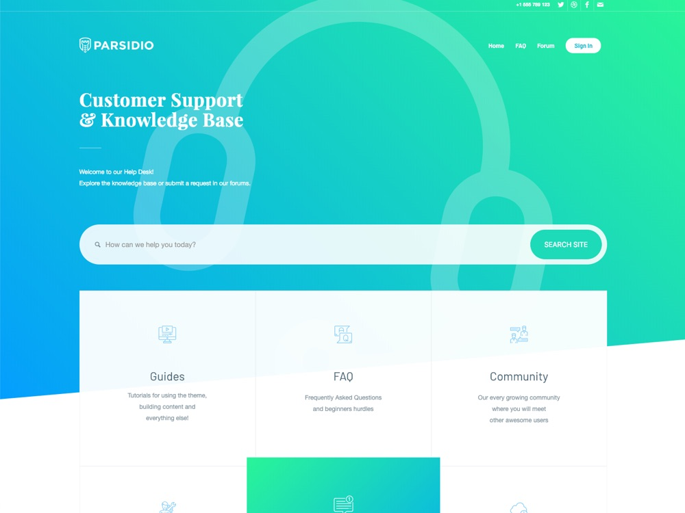 theme customer support 1