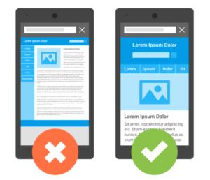 Responsive Website Example
