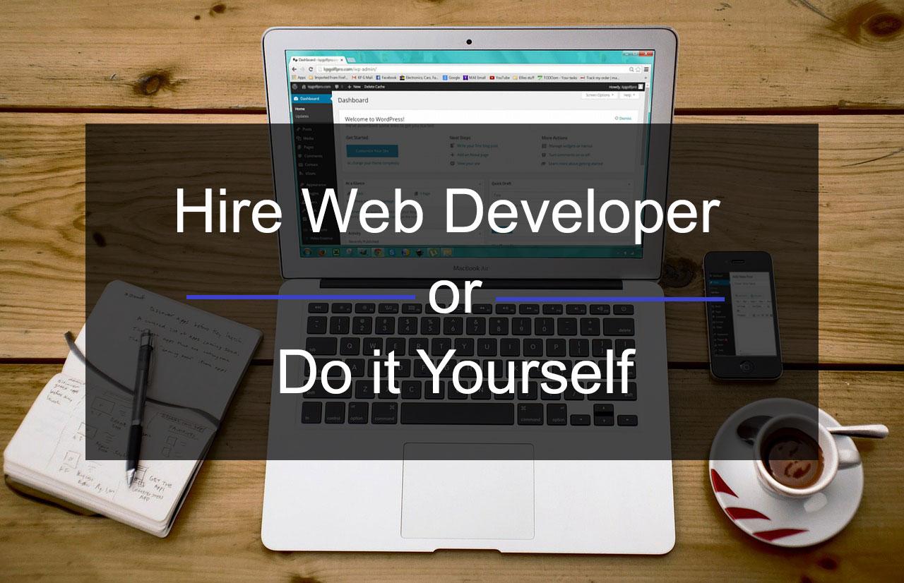 Build your own WordPress site - Parsidio