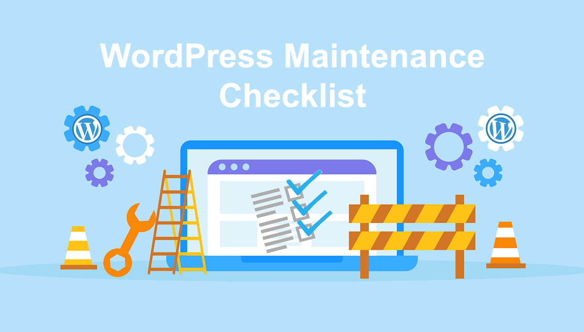 Daily WordPress Maintenance Checklist - Parsidio