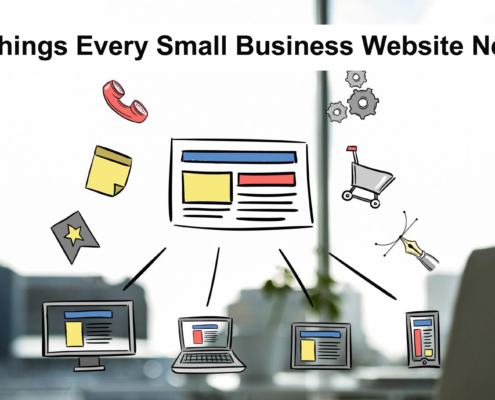 10 things every small business website needs - Parsidio